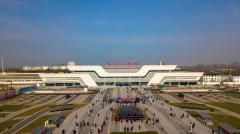 郑万高铁平顶山西站东广场及配套基础设施亚博直播网址